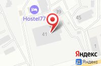 Схема проезда до компании ExpresOil в Подольске