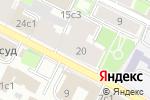 Схема проезда до компании Открытая сцена в Москве