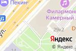 Схема проезда до компании Айви банк в Москве
