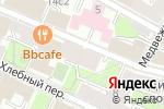 Схема проезда до компании Конэко-О в Москве
