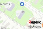 Схема проезда до компании Жили-были в Москве