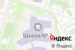 Схема проезда до компании Бутовская средняя общеобразовательная школа №2 в Дрожжино