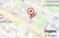 Схема проезда до компании Цирк-Ателье «Три Апельсина» в Москве