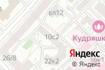 Схема проезда до компании РемонтСервис в Москве