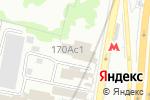 Схема проезда до компании Рыболов Орлов в Москве