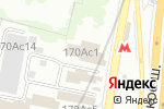 Схема проезда до компании HotHeads в Москве
