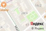 Схема проезда до компании Arizona Dream в Москве