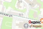 Схема проезда до компании Why Not Wine в Москве