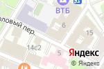 Схема проезда до компании Greenzon в Москве