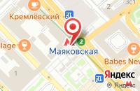 Схема проезда до компании Интерфакс-Агентство Газовой Информации в Москве