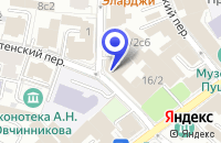Схема проезда до компании МЕБЕЛЬНАЯ КОМПАНИЯ OLSAR в Москве