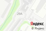 Схема проезда до компании Автосервис в Москве
