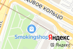Схема проезда до компании Forder в Москве