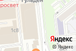 Схема проезда до компании I-Market в Москве