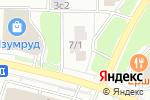 Схема проезда до компании АВТОДОМ в Москве