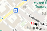 Схема проезда до компании Гэлери оф Дистенейшенс в Москве