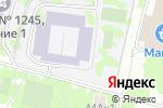 Схема проезда до компании Средняя общеобразовательная школа №1245 с углубленным изучением английского языка в Москве