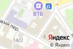 Схема проезда до компании Центр Ликвидации предприятий в Москве