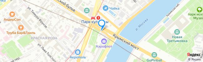 Крымский проезд
