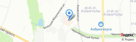 Fantasy home на карте Москвы