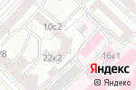 Схема проезда до компании Лига безопасного интернета в Москве