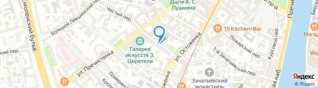 Сеченовский переулок