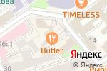 Схема проезда до компании Шенонсо в Москве