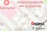 Схема проезда до компании Территориальная проектно-планировочная мастерская в Москве