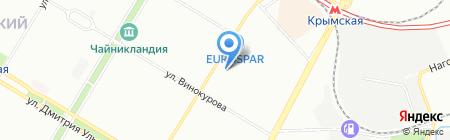 DenCorp на карте Москвы