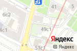 Схема проезда до компании Адвокатский кабинет Петрова Д.В. в Москве