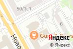 Схема проезда до компании Торговый дом Финансов и инвестиций в Москве