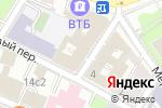 Схема проезда до компании ВИЭКо в Москве