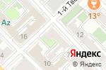 Схема проезда до компании Lighthouse Apartments в Москве
