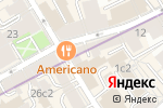 Схема проезда до компании Cosmotheca в Москве