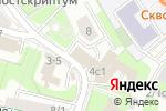 Схема проезда до компании Geradom в Москве