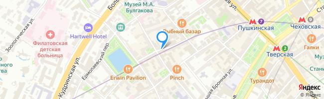 Малый Козихинский переулок