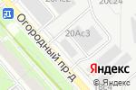 Схема проезда до компании Сеть сервисных центров Доктор Марио в Москве