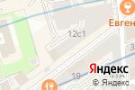 Схема проезда до компании КБ Грис-банк в Москве