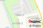 Схема проезда до компании Garag.ru в Москве