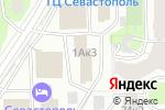Схема проезда до компании КБ Анелик ру в Москве