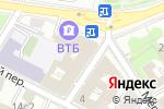 Схема проезда до компании Image-For-You в Москве