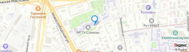 Вадковский переулок