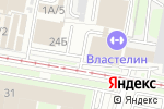 Схема проезда до компании АлексЕл в Туле