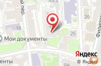 Схема проезда до компании Искусство-Ххi Век в Москве