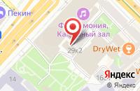 Схема проезда до компании Рк Старт в Москве