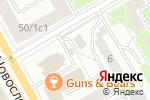 Схема проезда до компании Алькор в Москве