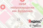 Схема проезда до компании Arena Magic Box в Москве