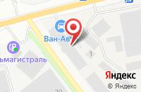 Схема проезда до компании Атлант в Подольске