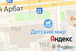 Схема проезда до компании Северное притяжение в Москве