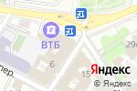 Схема проезда до компании Дженерал Кредит в Москве